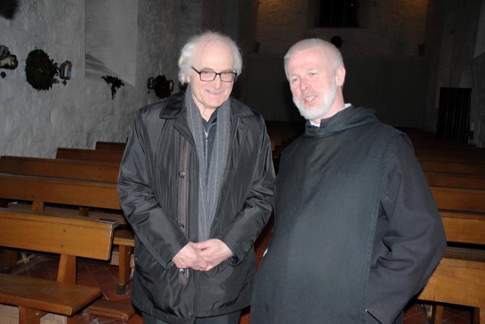 Fr Frank and Bro C