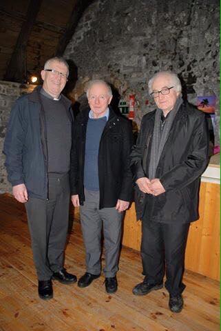 Fr Frank and Jarlath