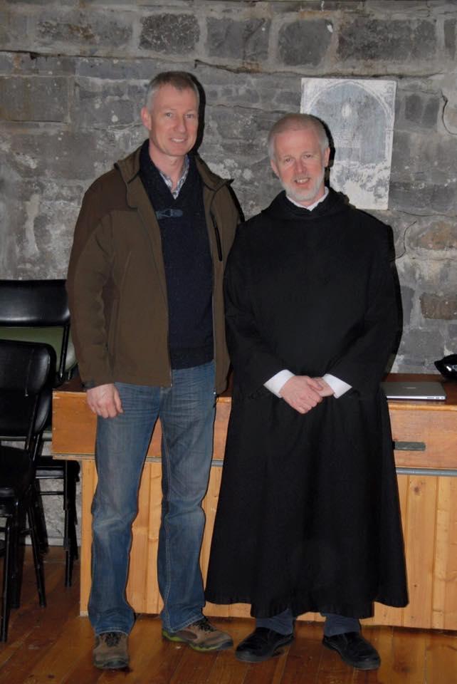Louis Walsh & Bro O'Clabaigh