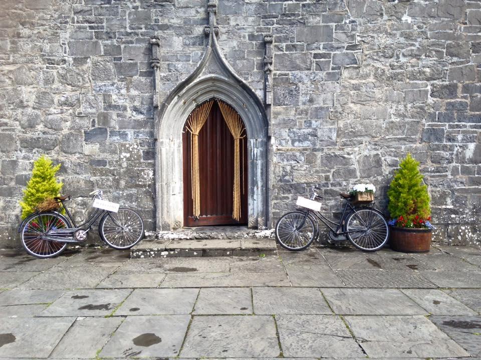Back door bikes
