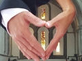 Wedding Heart Hands